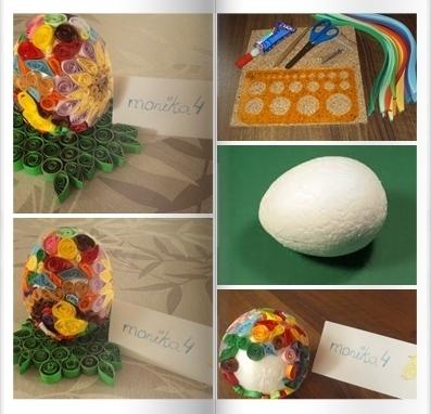 Bardzo dobry Wielkanoc quilling - Ekorodzice.pl LA85