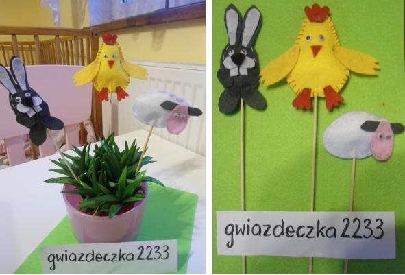 Ozdoby Wielkanocne Z Filcu Ekorodzice Pl